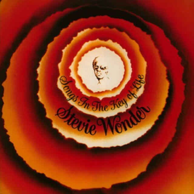 """Stevie Wonder - Songs in the Key of Life -  Double Vinyl LP + 7"""" - 25/8"""