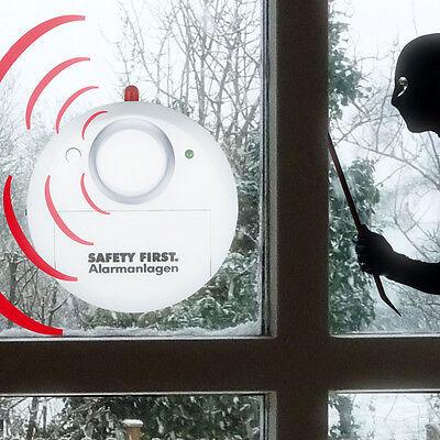 Fensteralarm: Je höher der RC-Wert, desto besser. (© KH Security)
