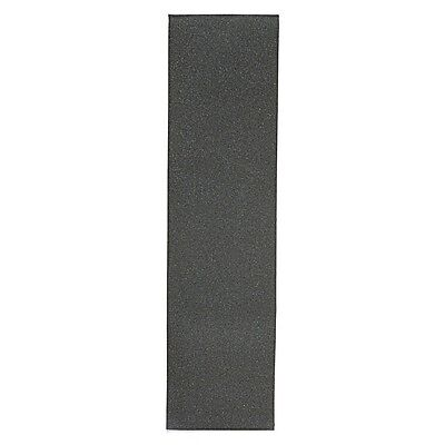 Griptape Longboard Skateboard 22,5 x 86 cm (9 x 33,8 Inch) schwarz