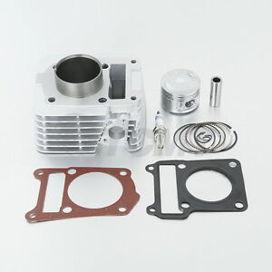 Cylinder Piston Gasket Top End Ring Set Rebuild Kit For Yamaha TTR125 2000-2005