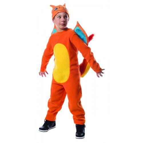 Charizard Costume Kids Pokemon Halloween Fancy Dress