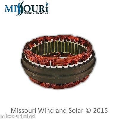 12 volt permanent magnet alternator stator coil build your own wind turbine pma