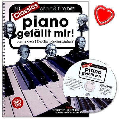 Piano gefällt mir Classics - Verlag Bosworth - BOE7813 - 9783865439239