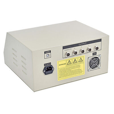 800W USB Port Mach3 4Achse VFD 3040T CNC Graviermaschine Router Fräsbohrer 220v