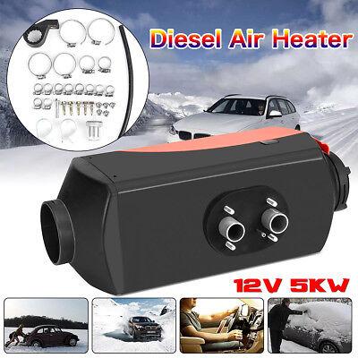 5000W 12V DT5000 Diesel Air Fuel Heater PLANAR Set 5 KW  F/ Car Truck CAN Boat