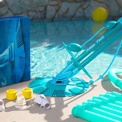 XtremepowerUS Automatic Suction Swimming Pool Vacuum Climb W