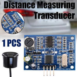 JSN-SR04T Ultrasonic Distance Measuring Transducer Sensor Perfect Waterproof