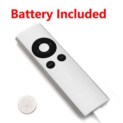 Infrared TV Remote replacement for Apple TV 2 3 Mac, iPod or iPhone (MC377LL/A)