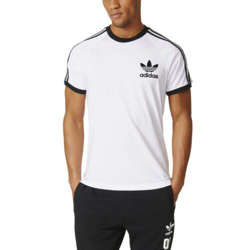Adidas Originals California Shortsleeve Men's T-Shirt White-