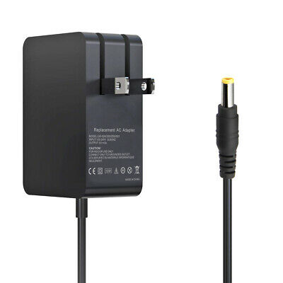 AC Wall Charger Power Adapter for EVOO EV-C-101-1 Ultra Thin 10.1