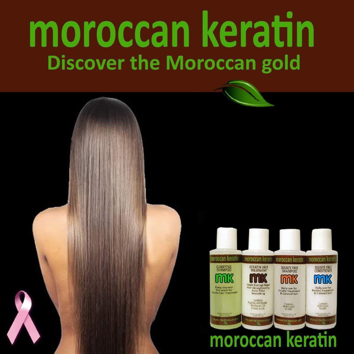 Moroccan Keratin Most Effective Brazilian Hair Straightening