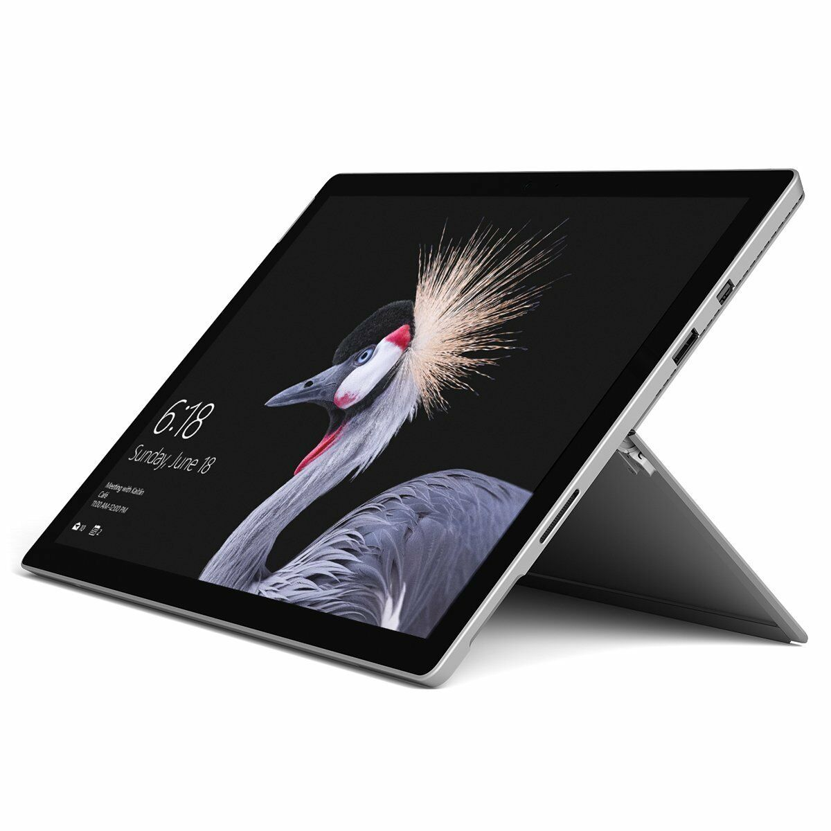 NEW Microsoft Surface Pro (newest version) Core i5 256GB SSD 8GB RAM FJY-00001