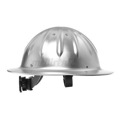 Full Brim Construction Hard Hat Safety Helmet Protection Lightweight