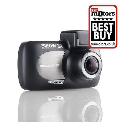 iN-CAR CAM™ 312GW Dash Cam   NEXTBASE   - DVR Video Recorder for Car - Grade A