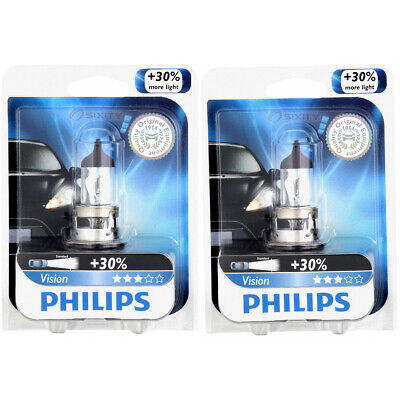 Philips High Low Beam Headlight Light Bulb for Dodge Dakota Caliber Ram 2500 so