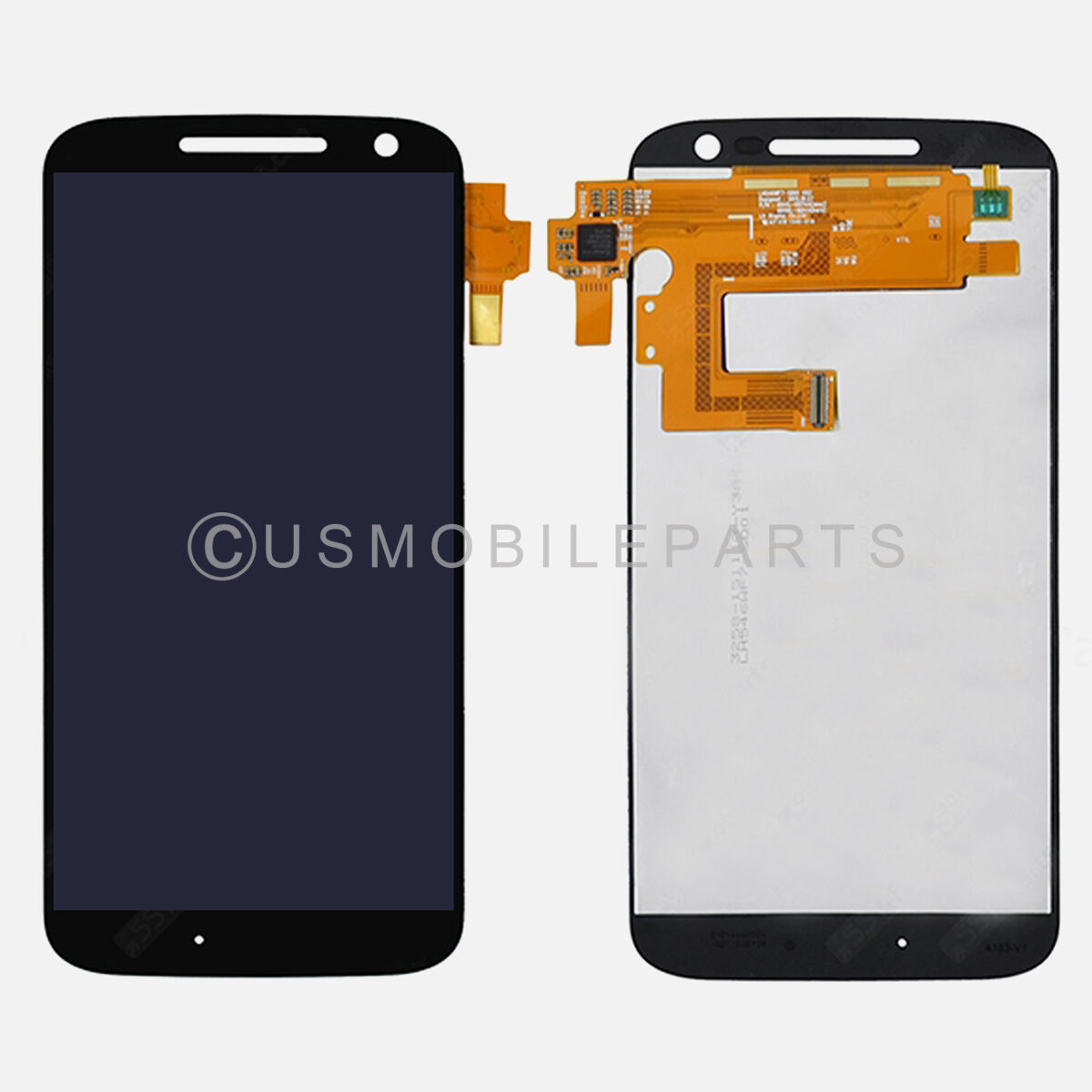 Us Motorola Moto G4 Lte Xt1625 Touch Screen Digitizer Gla...