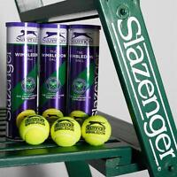 Slazenger Wimbledon Palle Da Tennis Palline Per Tutti Aree Gioco Balls Nuovo -  - ebay.it