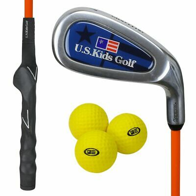 RH US Kids Golf The Right Start Training Grip Yard Club, Size: 51