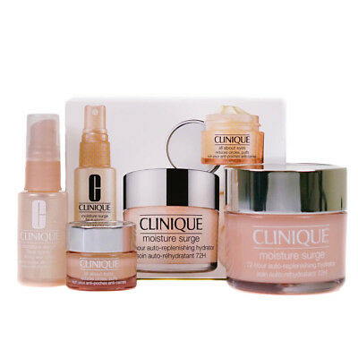 Clinique 125ml Moisture Surge Ultra Hydration Skin Care Set