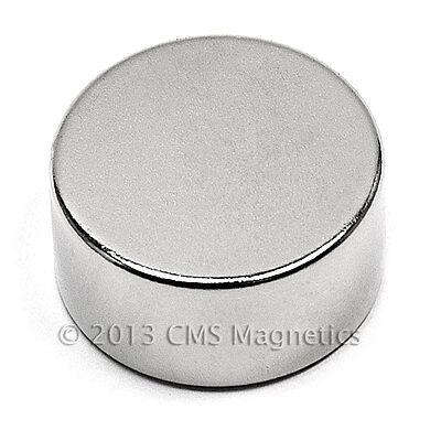 N42 Disc Neodymium Magnet Dia 1x12 Ndfeb Rare Earth 4 Pc