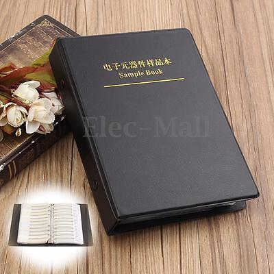 4250pcs 25 X 170values 1206 1 Smd Smt Chip Resistor Assortment Kit Sample Book
