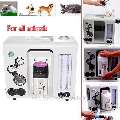 Medical Veterinary Anesthesia Anesthetic Equipment Isoflurane Vaporizer Animala