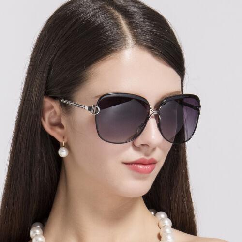 Vintage Sunglasses Women Oversized Polarized Fashion Classic