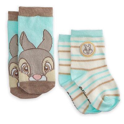 DISNEY STORE CUTE THUMPER SOCK SET FOR BABY 2-PACK MATCH TO CUTE THUMPER OUTFITS](Disney Outfits For Babies)