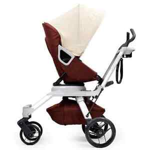 Orbit-Baby-G2-Stroller-in-Mocha-BRAND-NEW