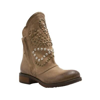 Studded Short Boot - Marco Ricci Fsf Studded Short Boot