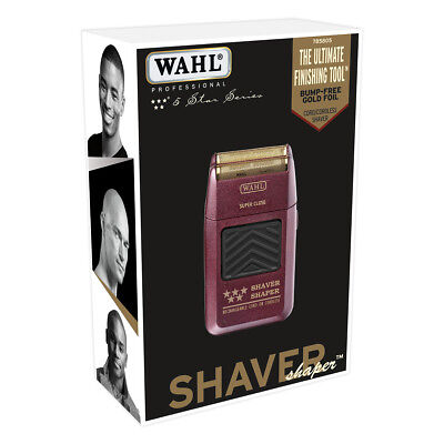 Wahl 5 Star Shaver Model 8061-100, used for sale  Chicago