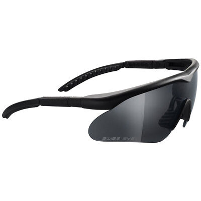 Swiss Eye Shooting Sunglasses Ballistic Army Tactical Military Glasses 3 Lenses