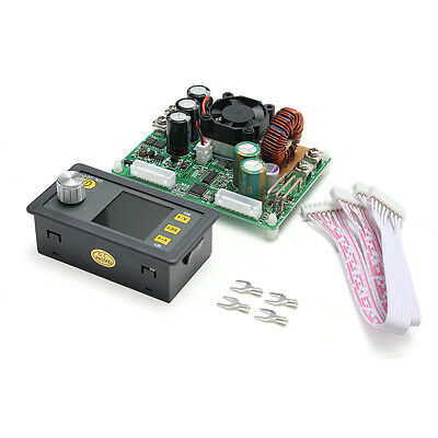Programmable Supply Power Module With Integrated Voltmeter Ammeter Dps5015