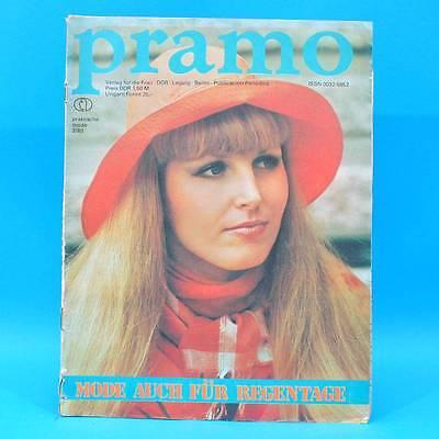 Pramo 2/1983 Praktische Mode Schnittmuster E Umstandsmode Kindermode Frühjahr