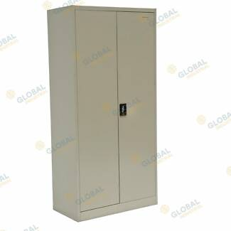 2 door cabinet, 2 door stationery cabinet, steel cabinet 4 shelf