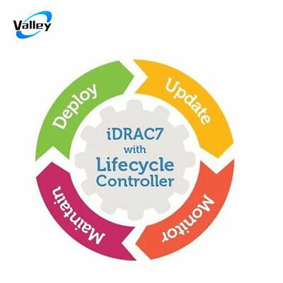 iDRAC7 Enterprise License For Dell PowerEdge R320 R420 R520 R620 R720XD R820920
