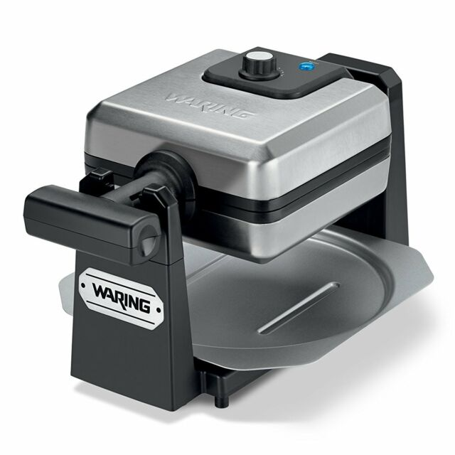 waring pro stainless steel 4slice belgian waffle maker wmk250sq pro quality - Waring Pro
