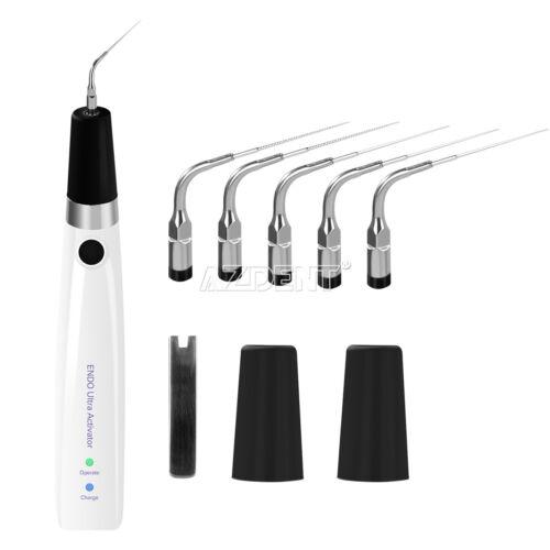 Sonic Endo Irrigator Dental Ultrasonic Endo Activator Kit + 6pcs Activator Tips