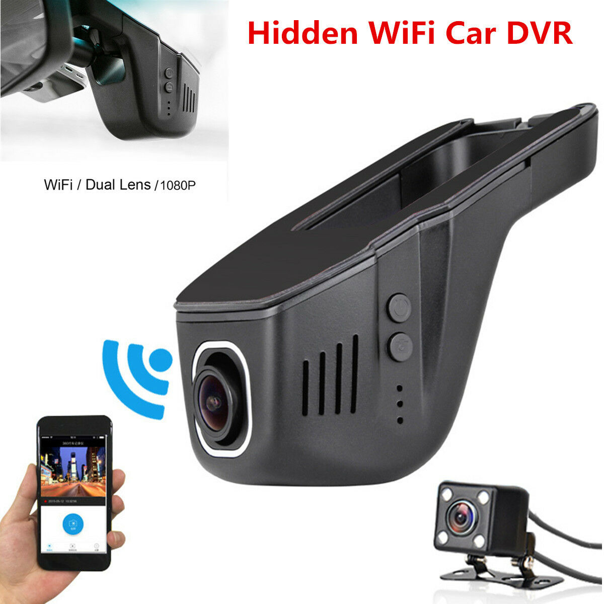 HD Mini Smile Face Spy Camera Cam Hidden Cam DVR Video Recorder Camcorder DV Cam