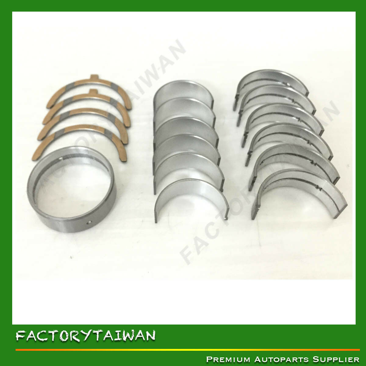 Metal Kit for KUBOTA D905 STD (main bearing+con-rod bearing+thrust washer)