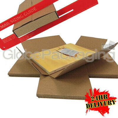 2000 C6 SIZE ROYAL MAIL LARGE LETTER PIP SHIPPING POSTAL MAILING BOXES *24HRS*