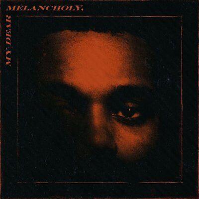 My Dear Melancholy  Explicit Lyrics By The Weeknd   Audio Cd  New