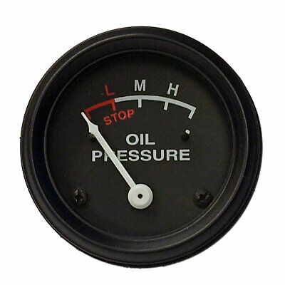 Oil Pressure Gauge For John Deere 40 320 420 Tractors