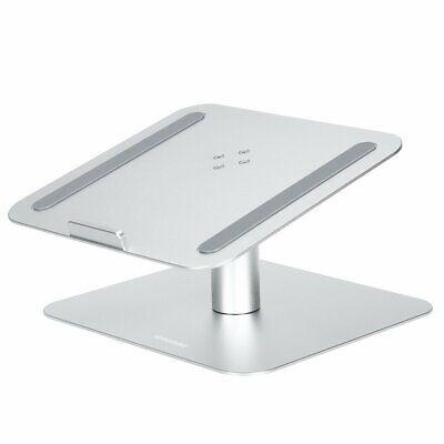 Aluminium 360 Rotating Laptop Stand for Macbook iPad Universal Tablet Notebook P