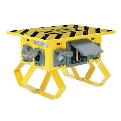 New Hubbell Wiring Systems Power Box Sbsb2 Spider Ii Indooroutdoor