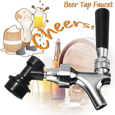 Mobile Faucet Tap For Cornelius Ball Lock Disconnect Attached Beer Wine Kegs