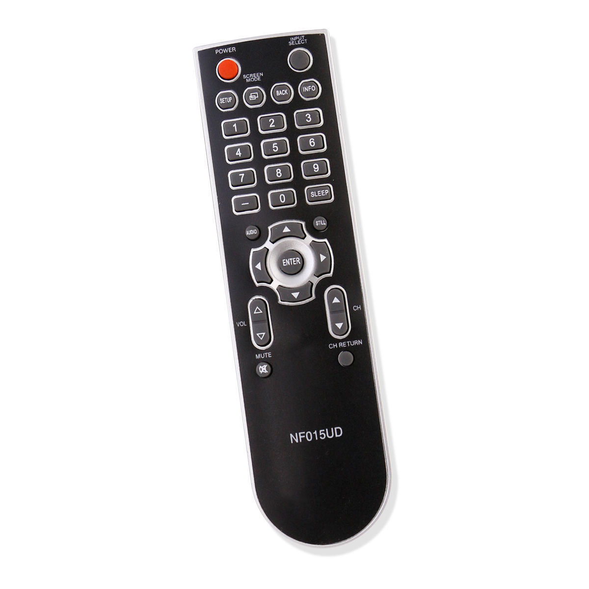 New Universal NF015UD Remote F Emerson Sylvania TV LC320EM8A