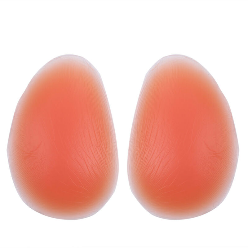 1 Pair Silicone Leg Onlays Calf Butt Pads Enhancers Reusable Self-Adhesive Soft