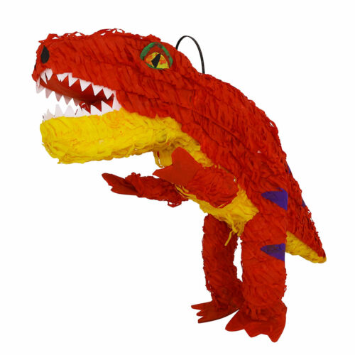 Full Body T-Rex Tyrannosaurus Pinata Perfect for Kids Parties Dinosaurs Birthday