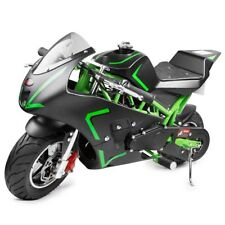 Gas Pocket Bike motorbike Scooter 40cc Epa engine Motorcycle kids Teens DB40B